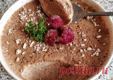 (1) Творожно-шоколадный ПП десерт - пошаговый рецепт с фото. Автор рецепта Антонина🌱🌳 tosha_homecook - Инста . - Cookpad