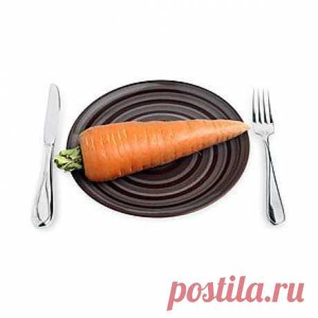 Морковный эликсир для красоты и здоровья,улучшающий обмен веществ