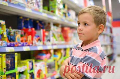 Новости Актау - Научите ребенка обдумывать свои желания.