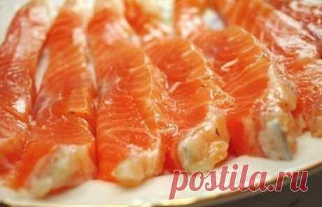 Горбуша маринованная – 4 рецепта сочной рыбы