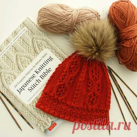 Затейливо, нежно и очень красиво. В чем секрет японского вязания? | Блог издательства «Манн, Иванов и Фербер»