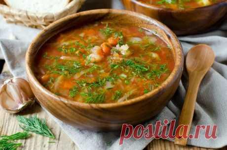 Вкусные рыбные щи из свежей капусты - Вкусные рецепты - медиаплатформа МирТесен