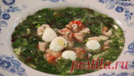 Холодные супы для тёплого лета – Еда живая и мёртвая