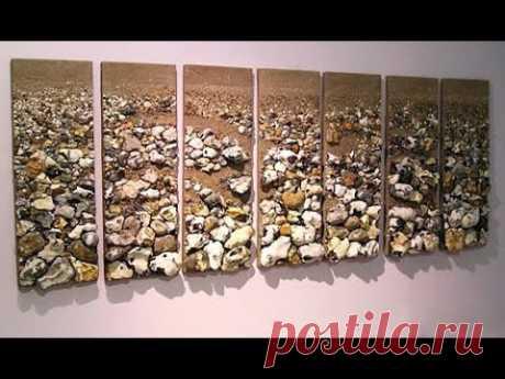 Камни и камушки в интерьере,любопытные идеи - YouTube