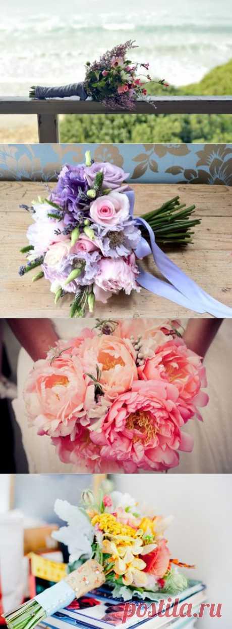 Свадебный букет невесты | La amo