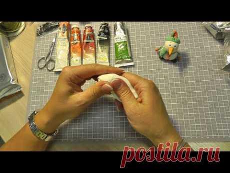 Как работать с полимерной глиной