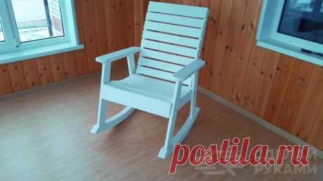Как из строительных досок сделать кресло-качалку для дачи Любите днем вздремнуть часок-другой или просто отдохнуть от работы на даче? Тогда сделайте себе простое, но удобное кресло-качалку.В качестве основного