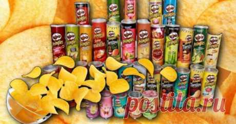 10 необычных вкусов чипсов Pringles Одним из самых популярных брендов картофельных чипсов является Pringles. Они известны своим ярким восхитительным вкусом. Многие люди не знают, что у Pringles, кроме привычных, есть и необычные вкусы. Ниже перечислены 10 вкусов Принглс, которые звучат так, как будто они не настоящие — но они...