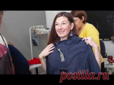 Боро, Сашико в одежде. МК Любы Бяльон в Шкатулочке. Фотоотчет.