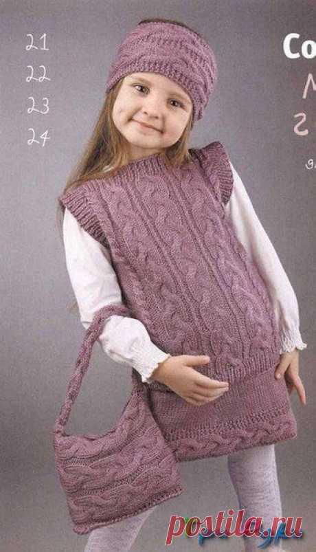 Вязание для детей (девочкам) | Записи в рубрике Вязание для детей (девочкам) | Дневник Н_Филина