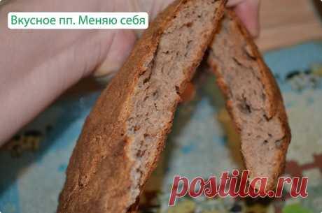 Простой рецепт ржаного хлеба на кефире без закваски и дрожжей