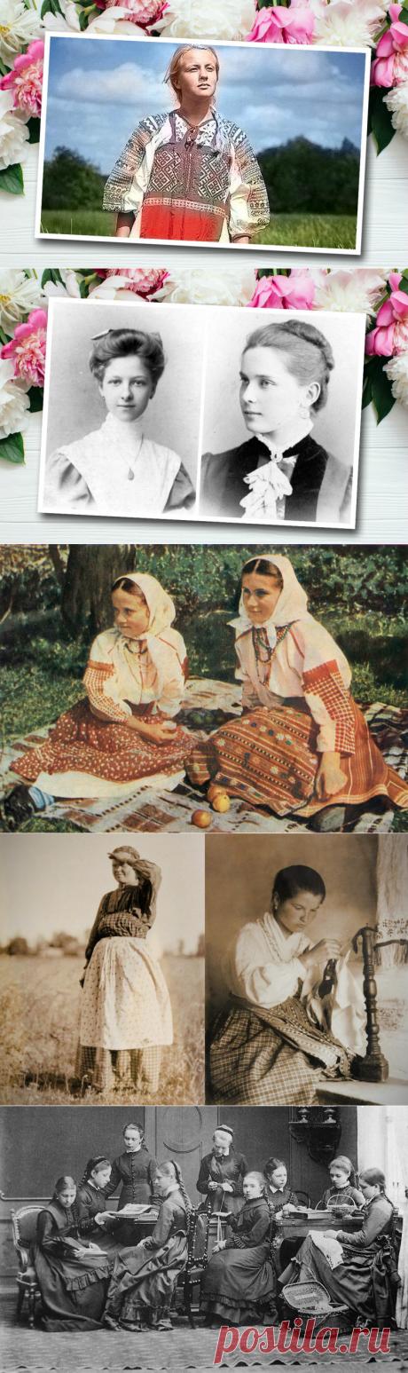 Как изменились русские женщины за последние 100 лет. Почему на мой взгляд стало хуже