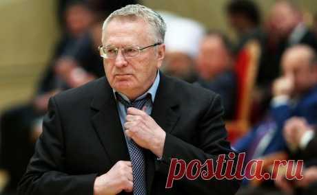 Генпрокуратура Украины направила в суд дело против Жириновского | В мире