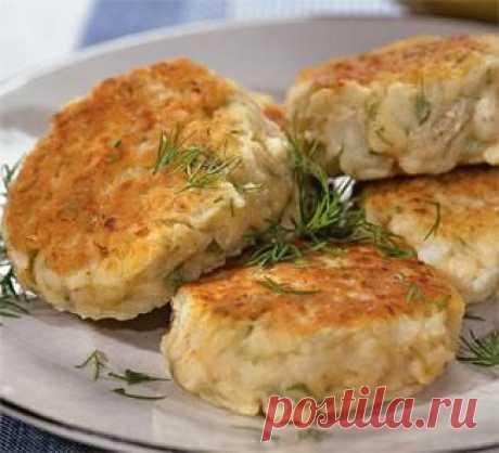 Котлеты из цветной капусты, второе блюдо. Пошаговый рецепт с фото на Gastronom.ru