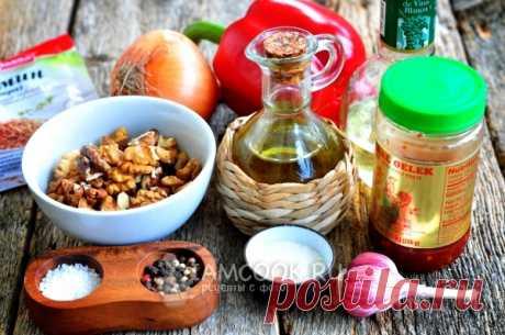 Мухаммара — рецепт с фото