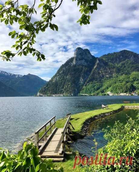 Траункирхен — коммуна в Австрии, в федеральной земле Верхняя Австрия. Расположен на озере Траунзе.