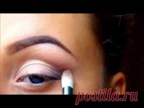 ▶ макияж на каждый день - YouTube
