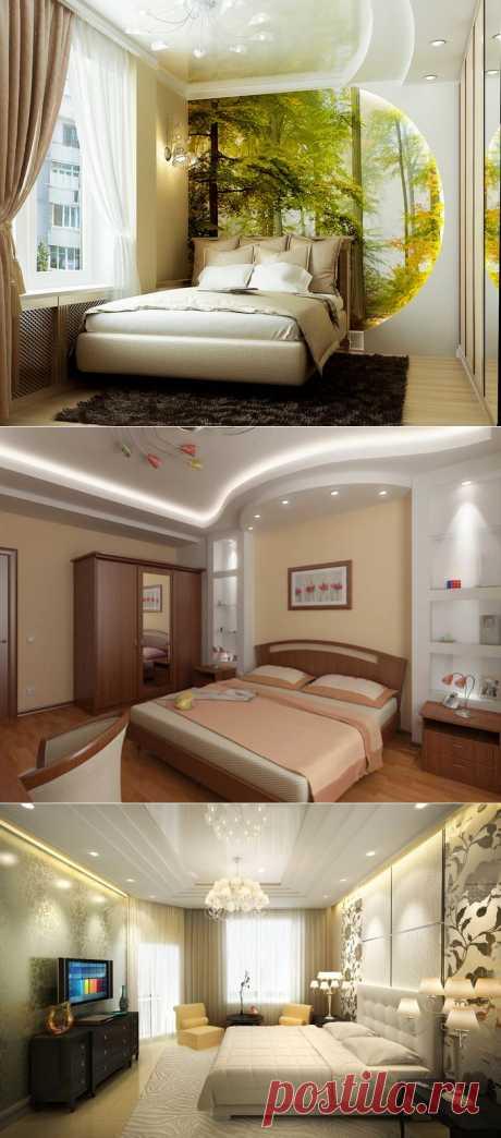 Некоторые рекомендации при оформлении дизайна спальни | Самоделкино