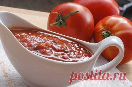 Краснодарский соус на зиму - 3 рецепта с фото