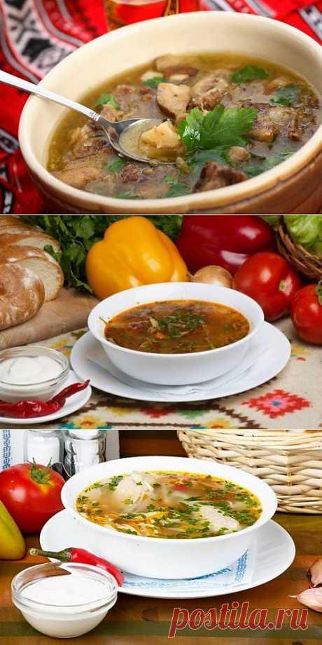 Чорба – европейский взгляд на суп-шурпу / Простые рецепты