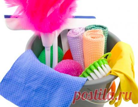 15 секретов уборки дома вдвое быстрее – БУДЬ В ТЕМЕ