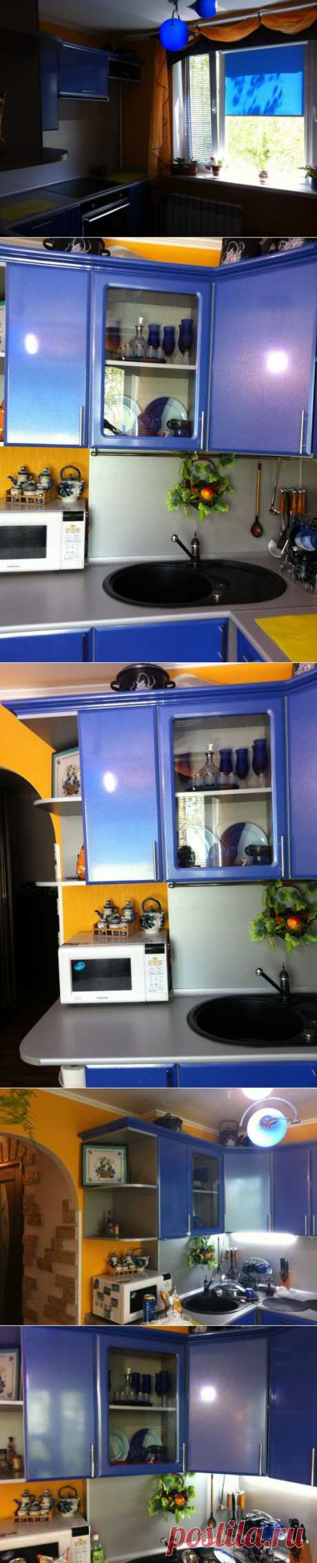 (+1) тема - Кухня.Закончен ремонт. | Школа Ремонта