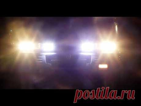 Улучшаем головной свет американскому автомобилю.