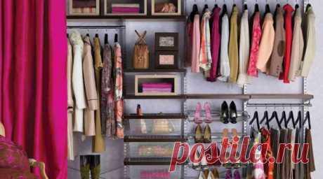 Умный гардероб — Закладка24