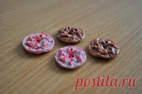 Поделки из полимерной глины своими руками - Сделай сам - медиаплатформа МирТесен