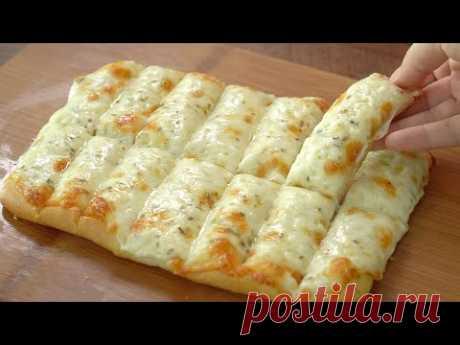 Сырно-чесночный хлеб с медовым соусом :: Легкий рецепт чесночного соуса