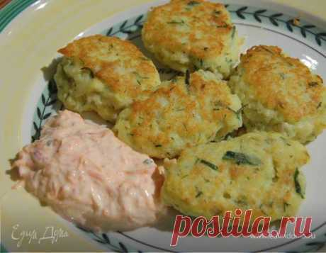 Рыбные биточки со сметанным соусом | Официальный сайт кулинарных рецептов Юлии Высоцкой