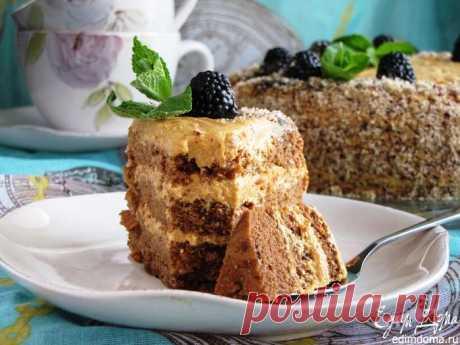 Торт «Мираж» | Кулинарные рецепты от «Едим дома!»