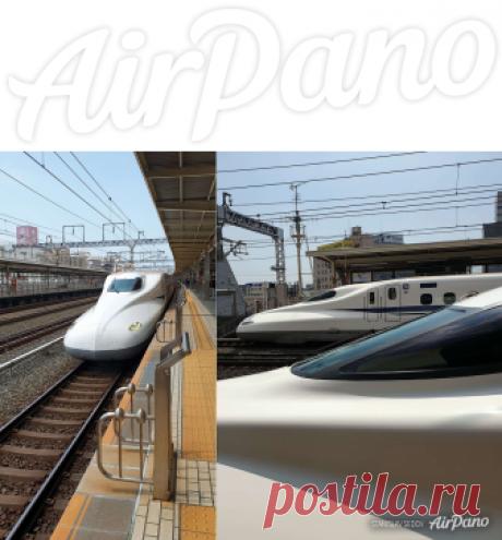 «Синкансэн». Японский поезд-пуля