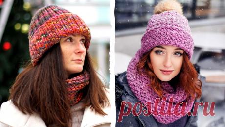 Вязаная шапка для женщины до и после 45: как выбрать, чтобы выглядеть модно, а не простовато Как выбрать шапку женщине до и после 45? Сделать выбор порой бывает... Читай дальше на сайте. Жми подробнее ➡