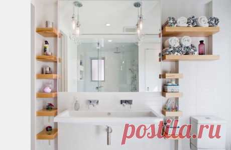5 вещей, которые ни в коем случае нельзя хранить в ванной — Полезные советы