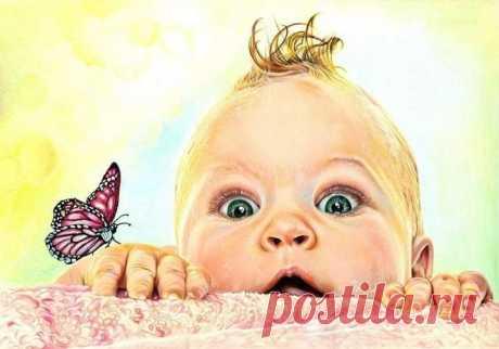Без детей нельзя было бы так любить человечество. Ф.М.Достоевский