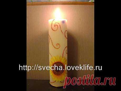 сообщение Katra_I : Свеча – футляр для коньяка (08:27 26-04-2012) [3576489/217498152] - alenapak@mail.ru - Почта Mail.Ru