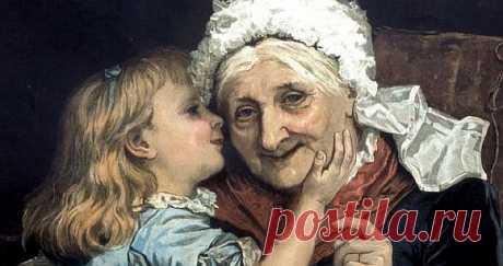 Письмо бабушки новорождённой внучке «Только не бойся…» | Сияние Жизни