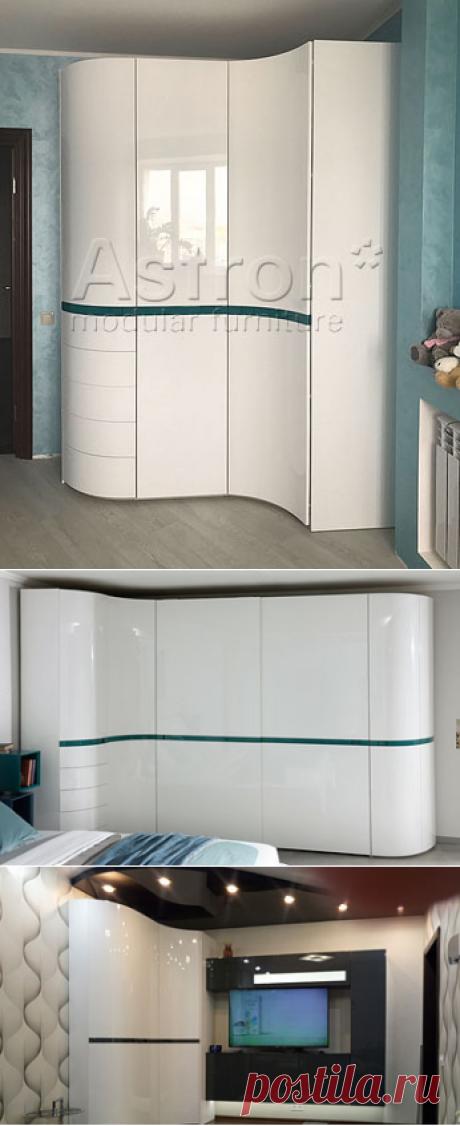 Купить шкафы для спальни в Москве в интернет магазине Astron