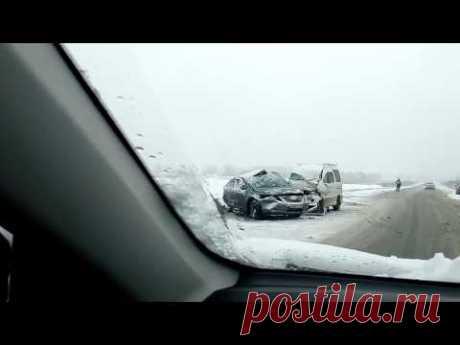 10 км. Кострома - Волгореченск 01 ноября 2017 г - YouTube