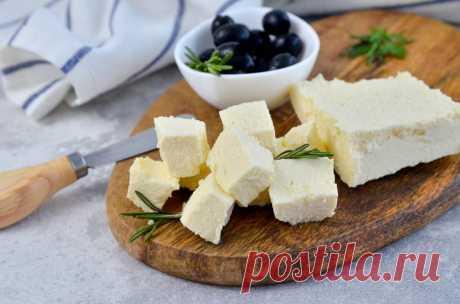 Домашний сыр из кефира рецепт с фото пошагово и видео - 1000.menu