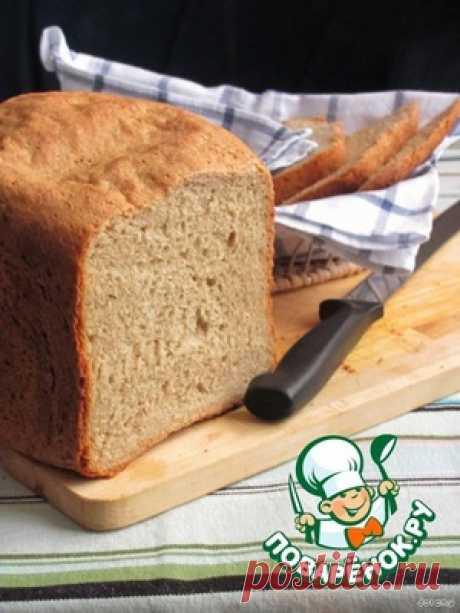 Яично-ржаной хлеб - кулинарный рецепт