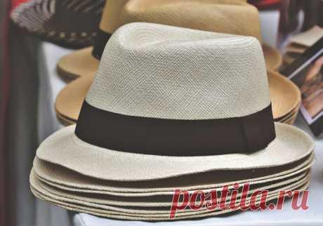 Соломка и рафия: выбираем шляпку для лета