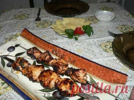 Вкусный шашлык из курицы на углях мягкий и сочный рецепт с фото пошагово - 1000.menu