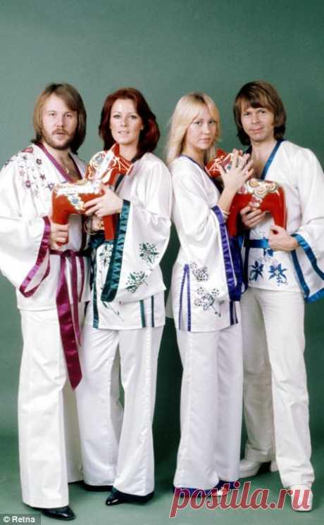 Группа АББА / ABBA (биографии участников, лучшие песни)
