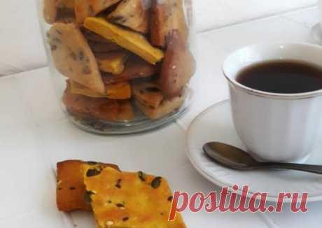 Крекеры (без вреда для фигуры) - пошаговый рецепт с фото. Автор рецепта Татьяна . - Cookpad