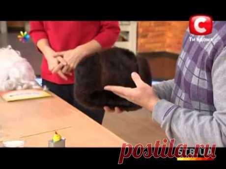 Как почистить зимние головные уборы - Все буде добре - Выпуск 94 - 11.12.2012 - Все будет хорошо