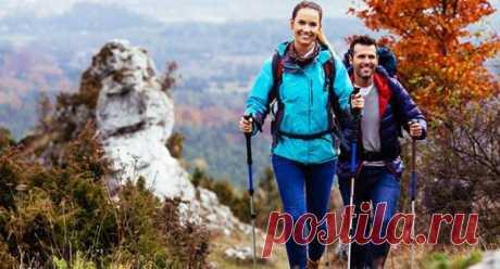 Ошибочные убеждения о скандинавской ходьбе — Красота и здоровье