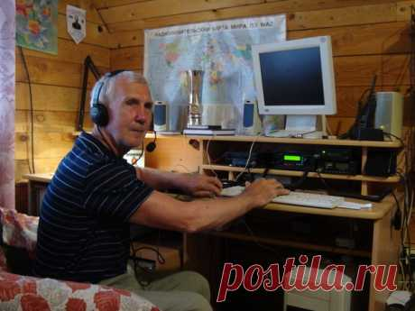 UA9QAQ Александр Шешуков