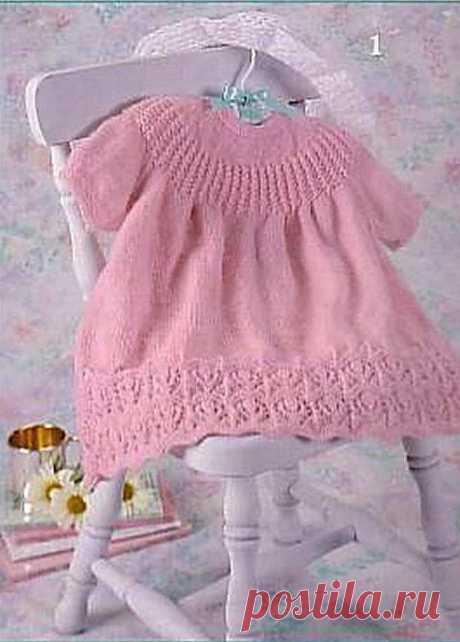 Платье для девочки Pink Lotus